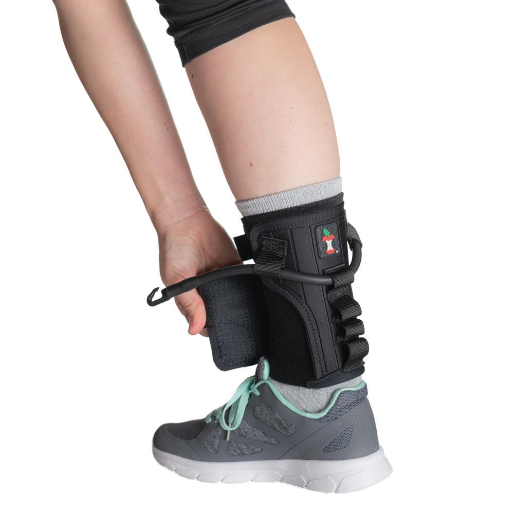 Core Foot Flexor Ankle Foot Orthosis Foot Drop Brace, Black