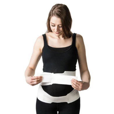 Core Better Binder Abdominal Support, Small