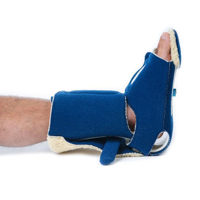 Comfy boot orthosis