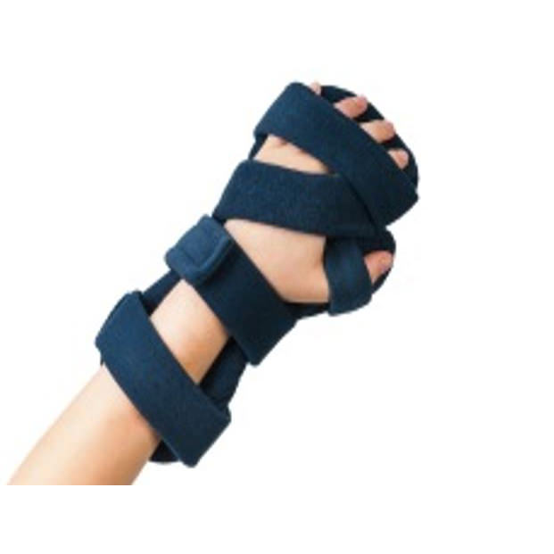 Comfy deviation rest hand orthosis