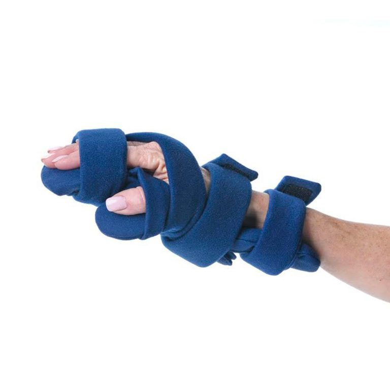 Deviation rest hand orthosis