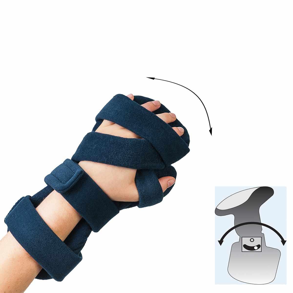 Comfy deviation rest hand orthosis