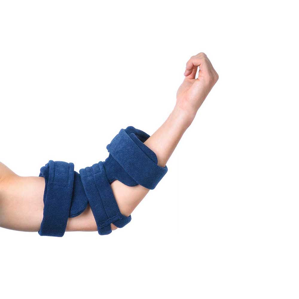 Comfy adult elbow orthosis
