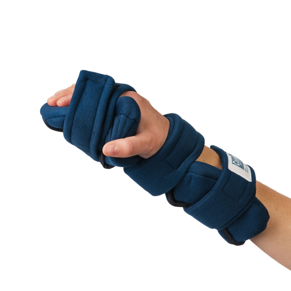 Comfy adult hand thumb orthosis