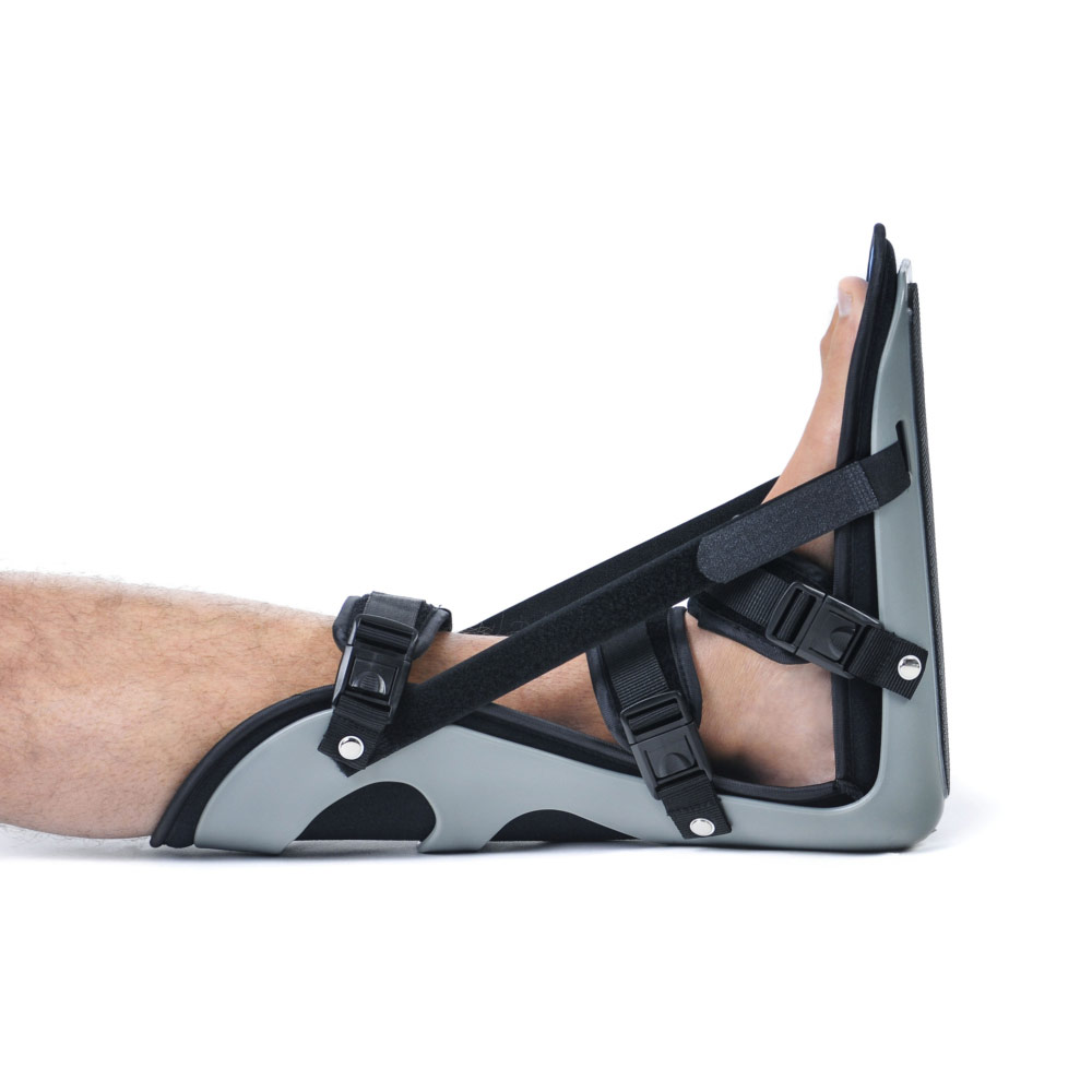 Comfy resting night boot orthosis