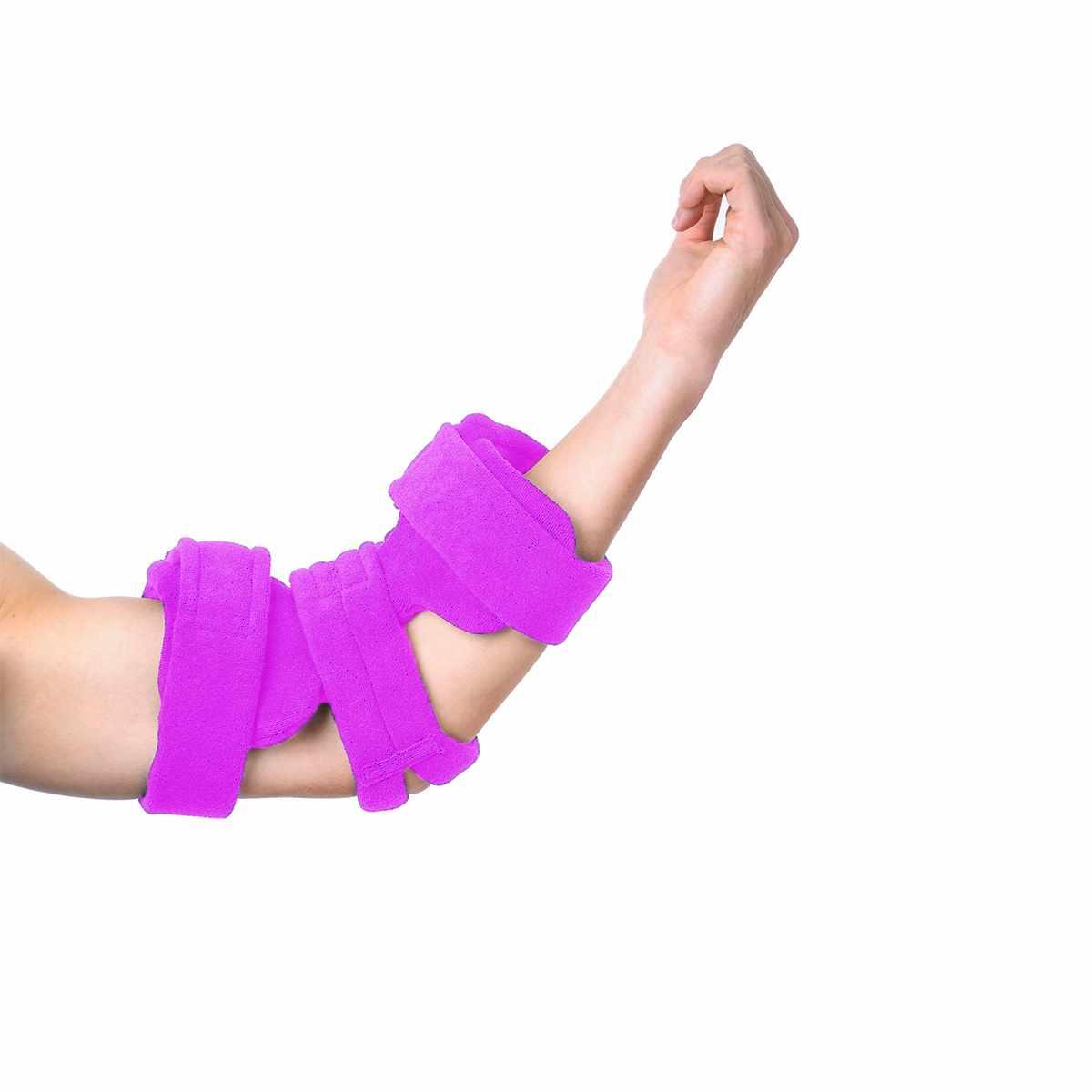 Comfy pediatric elbow orthosis