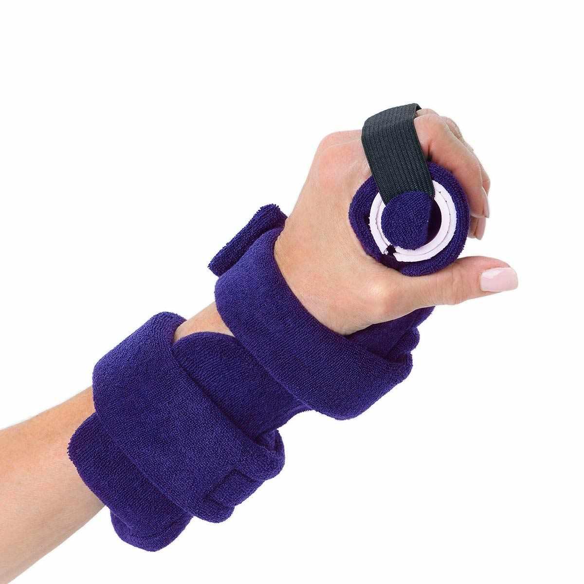 Comfy pediatric finger extender orthosis