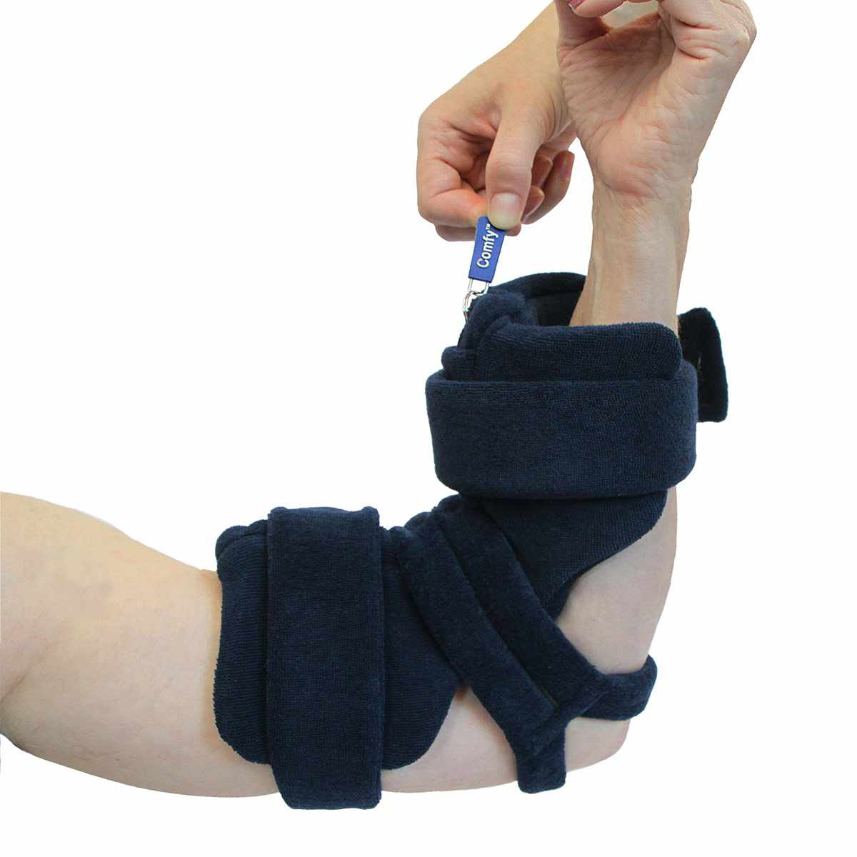 Comfy Locking Elbow/Pull Ring Orthosis