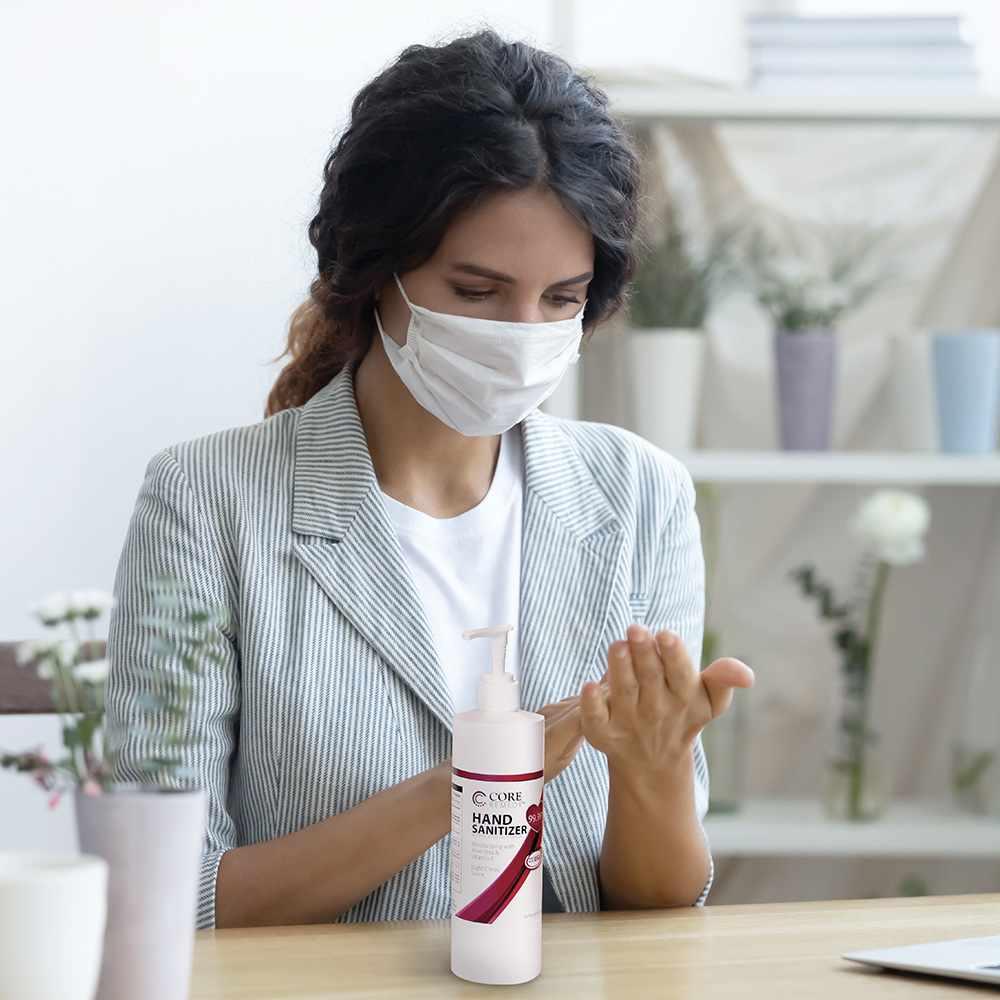Core Remedy Hand Sanitizer Gel