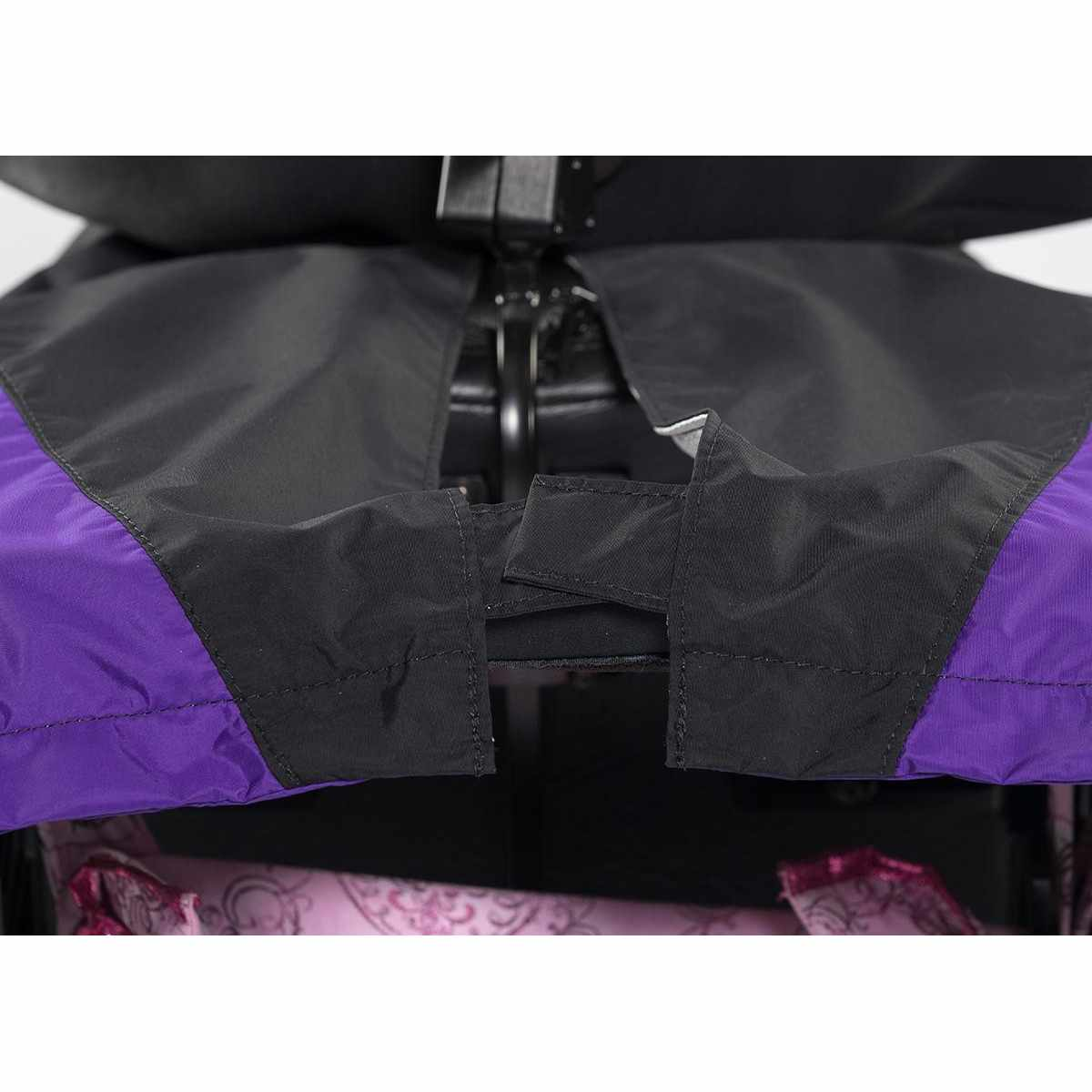 Wheely 3-In-1 Cape | Abram's Nation Wheely Cape
