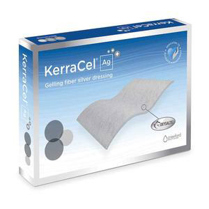 "KerraCel Ag Fiber Dressing, 3/4"" x 12"""