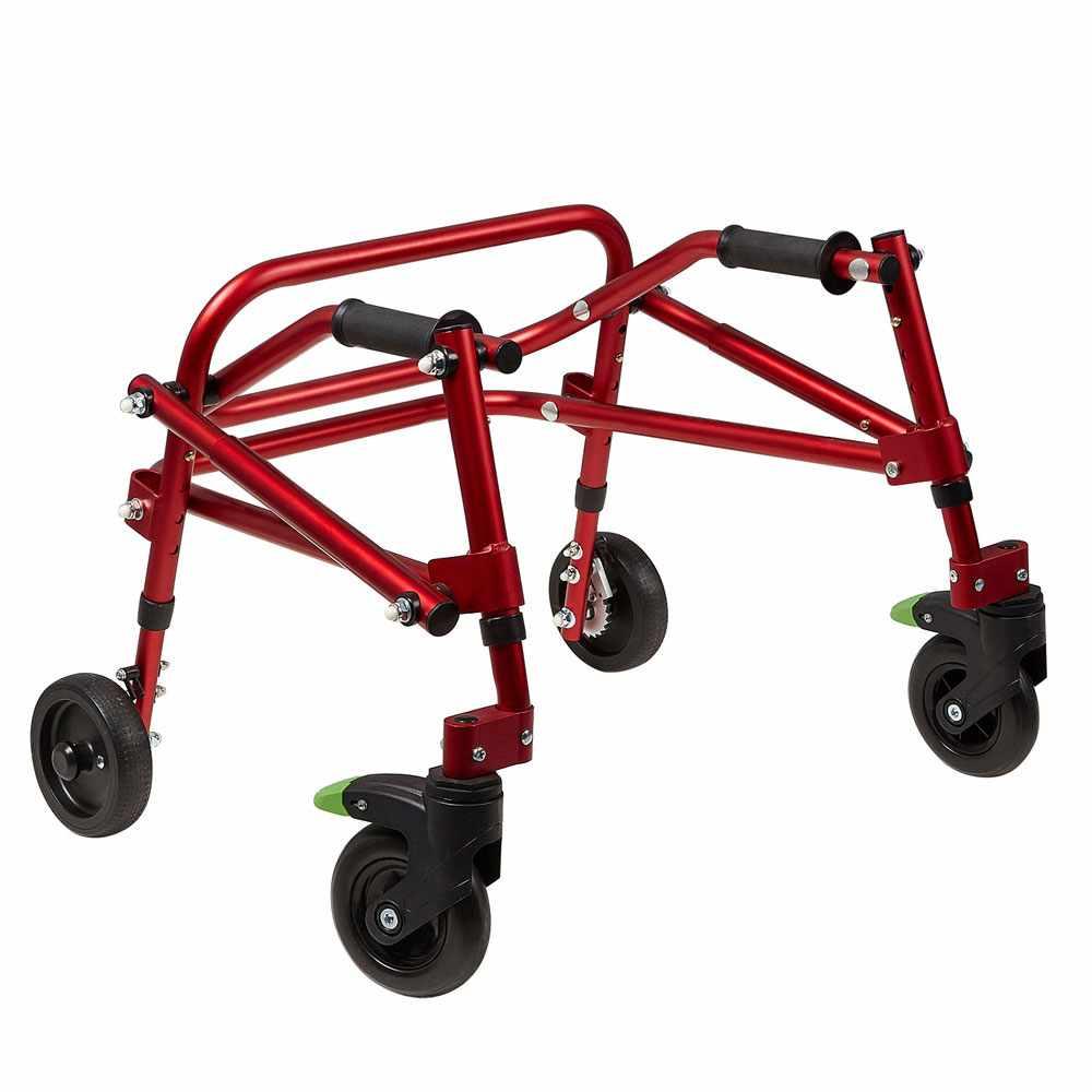 Klip 4-wheeled posterior walker