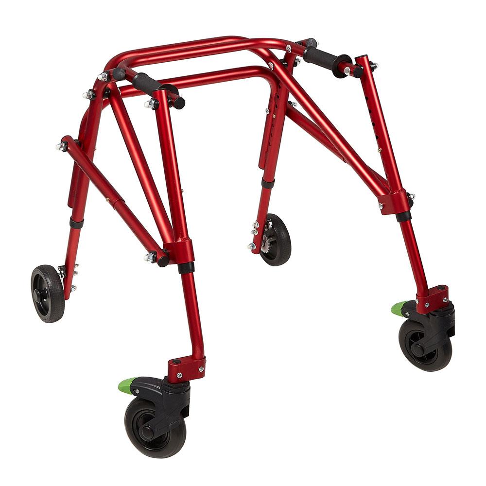 Klip 4-wheel walker - Small