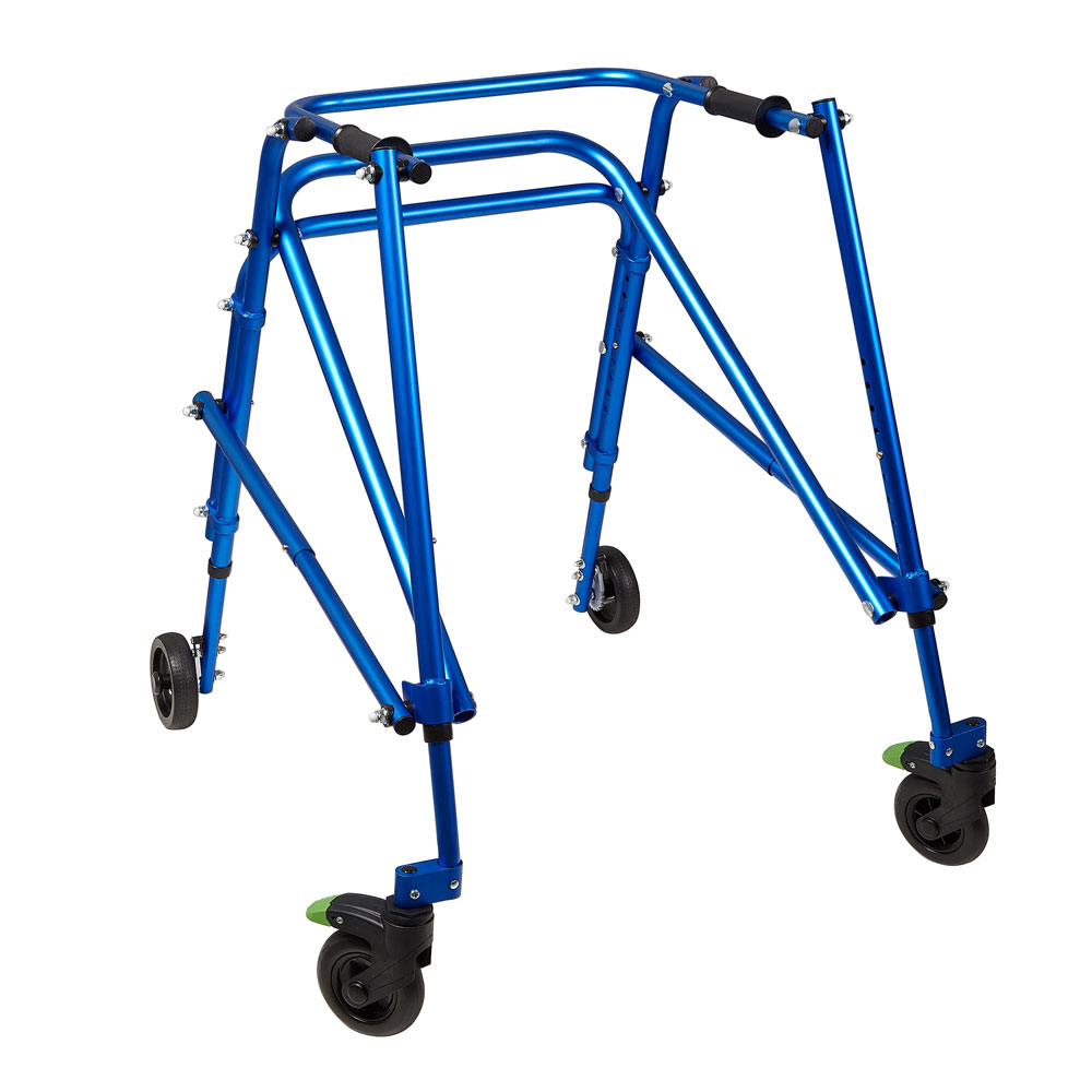 Klip 4-wheeled posterior walker - Large