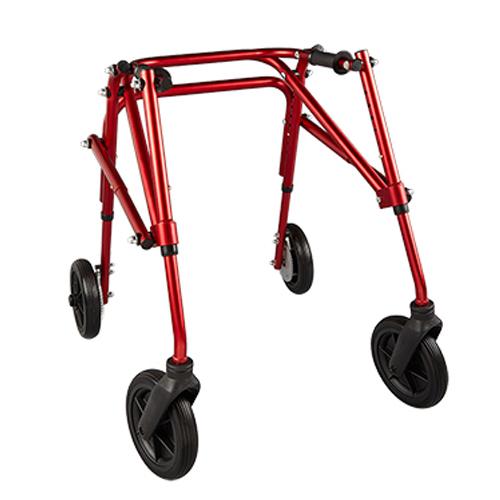 Klip 4-Wheeled Posterior Walker With 8