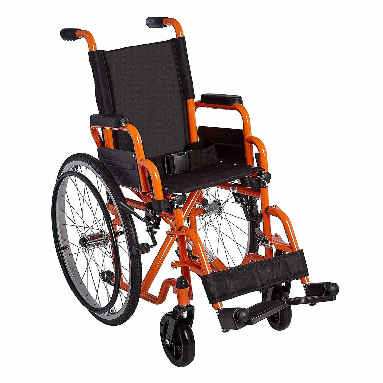 Ziggo lightweight wheelchair