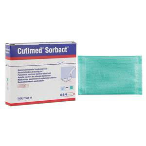 Cutimed Sorbact Rectangle Dressing Pad