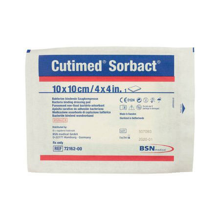 Cutimed Sorbact Antimicrobial Dressing