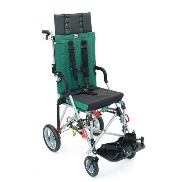 Convaid safari tilt in space stroller - Transit brackets