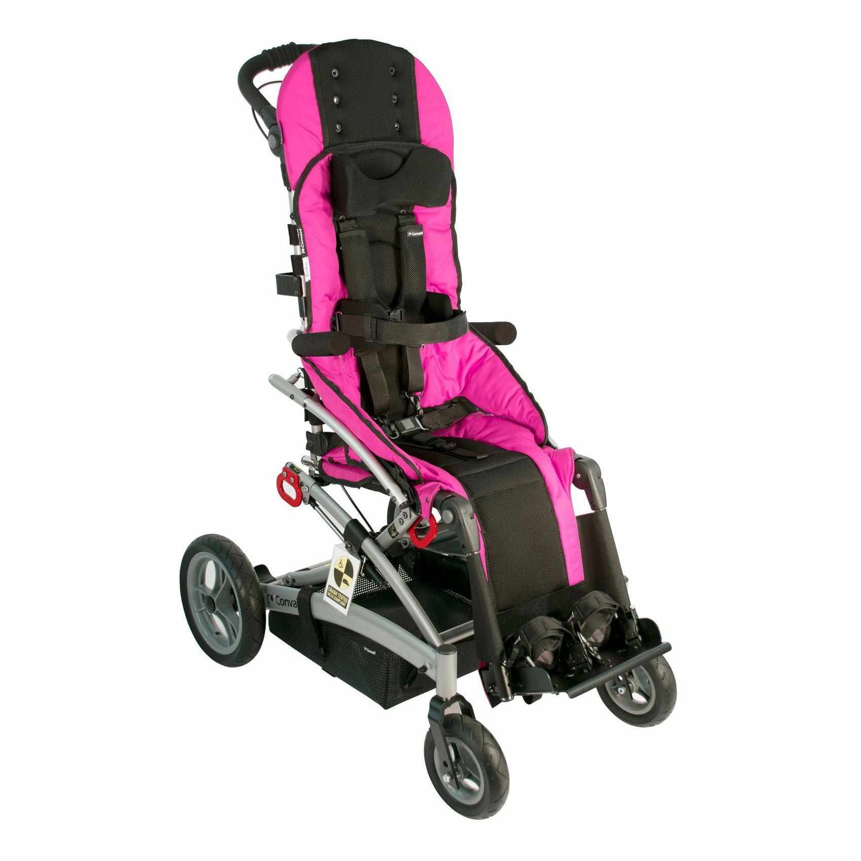 Convaid rodeo tilt-in space wheelchair