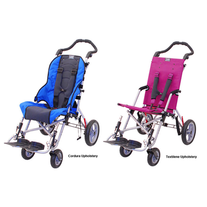 Convaid cruiser stroller - Upholstery