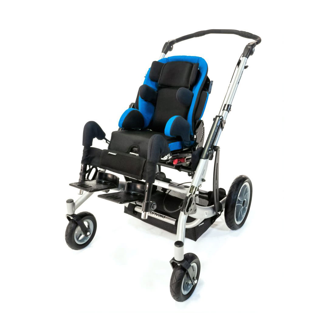 Convaid Trekker Tilt & Recline Stroller | Convaid - Medicaleshop