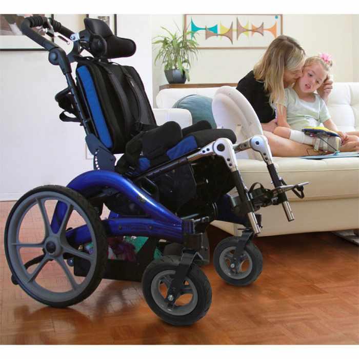 Convaid flyer portable stroller