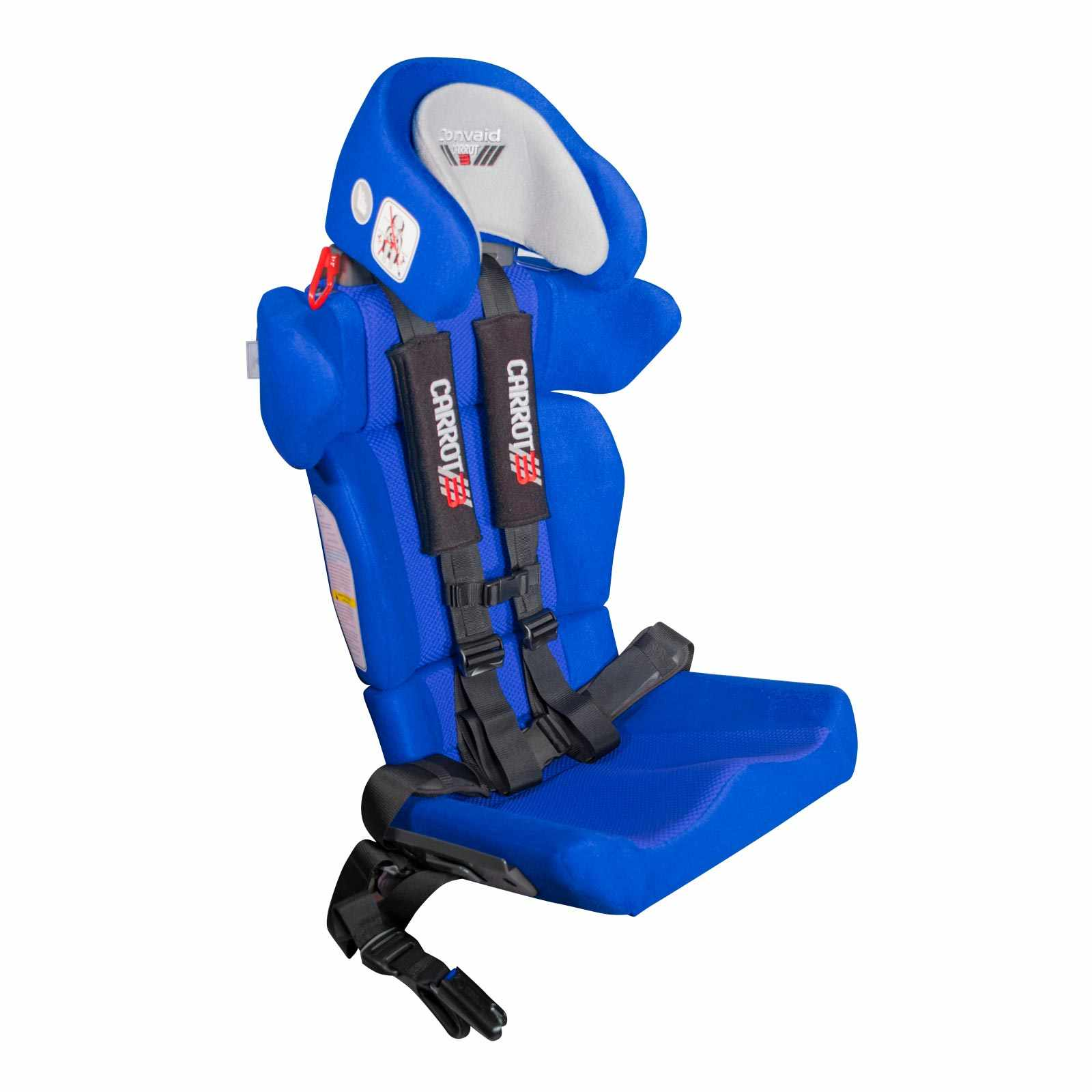 Convaid Carrot 3 Booster Seat Child Restraint System