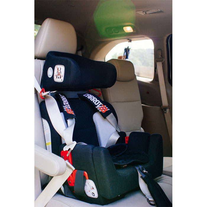 Convaid Carrot 3 Car Seat Convaid Carrot 3 Restraint System
