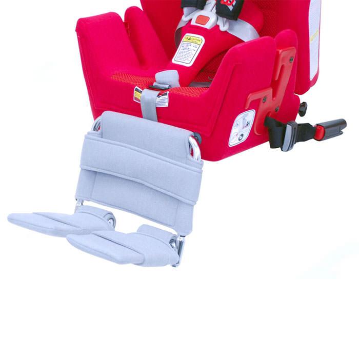 Carrot 3 car seat - Optional footrest