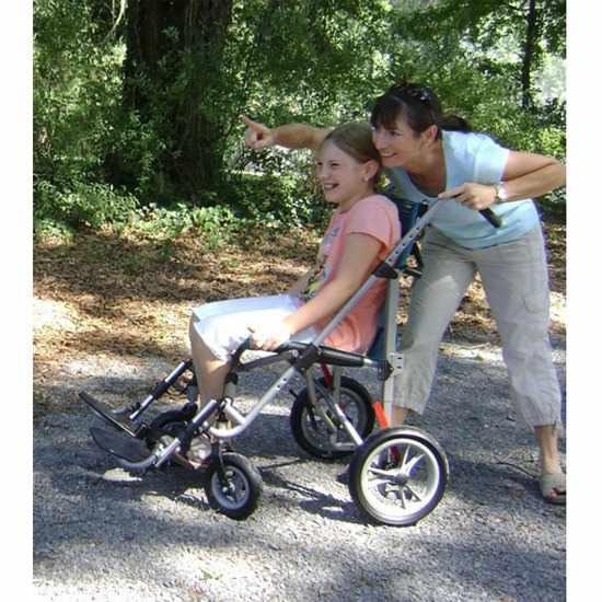 EZ rider all terrain stroller