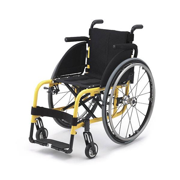 Colours Acti-Fold folding manual wheelchair