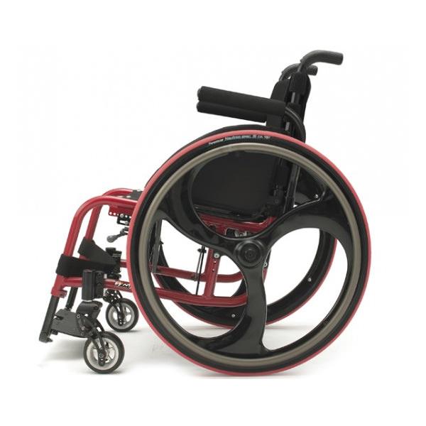 Colours Acti-Fold manual wheelchair