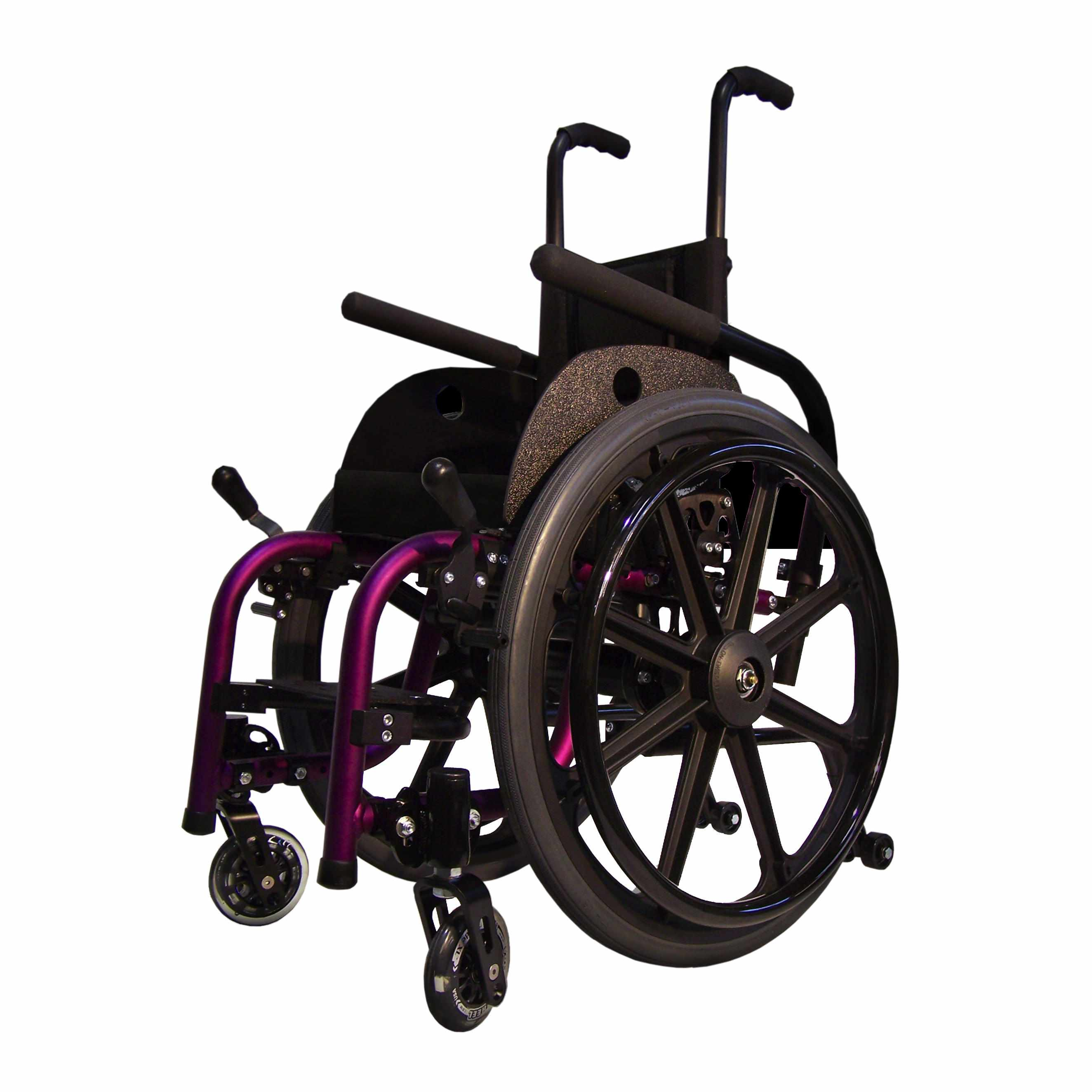 Colours Chump-g ultralight manual wheelchair