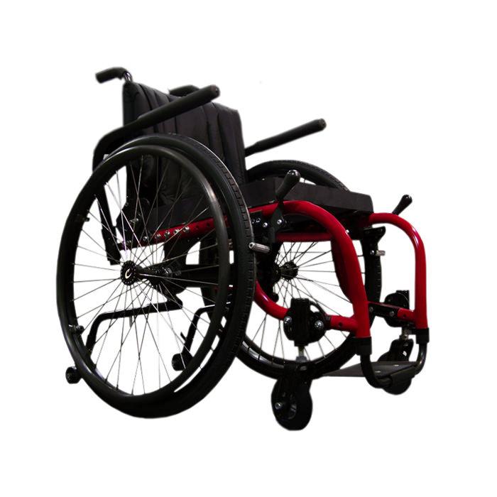 Colours chump ultralight manual wheelchair