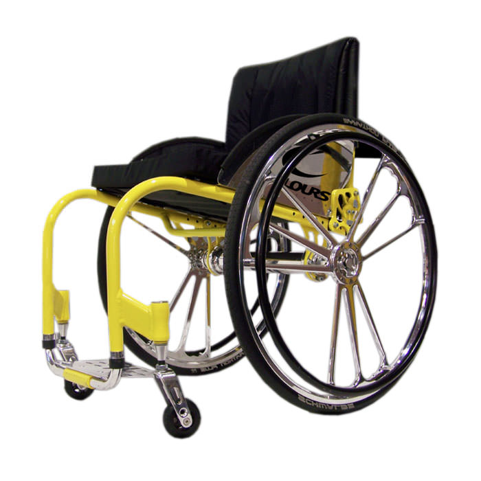 Colours Razorblade ultralight manual wheelchair