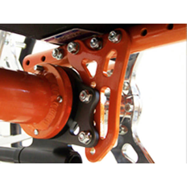 Colours Razorblade ultralight wheelchair