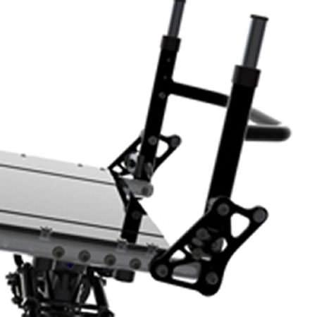 Razorblade manual wheelchair