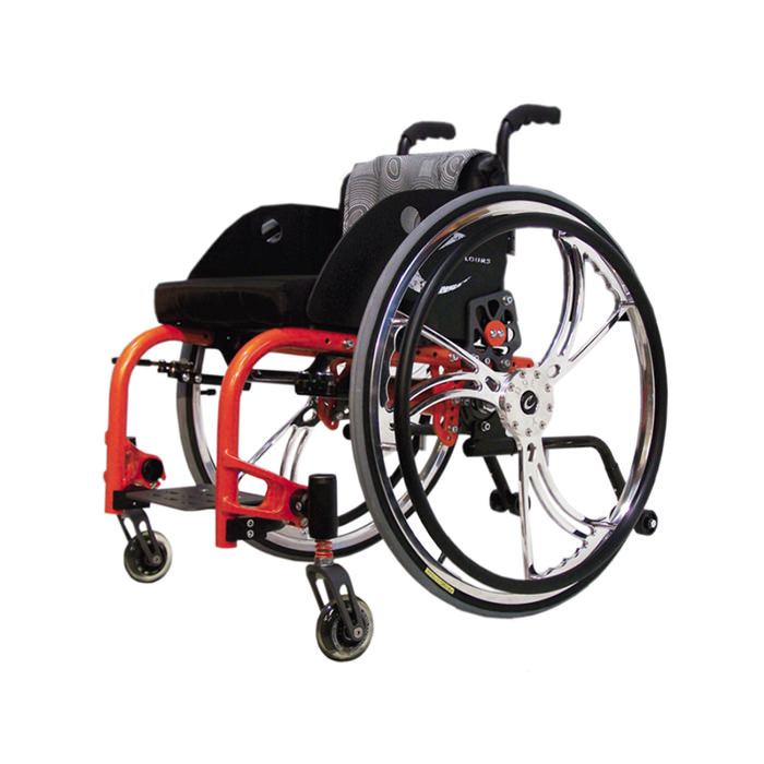 Colours Saber junior lightweight wheelchair