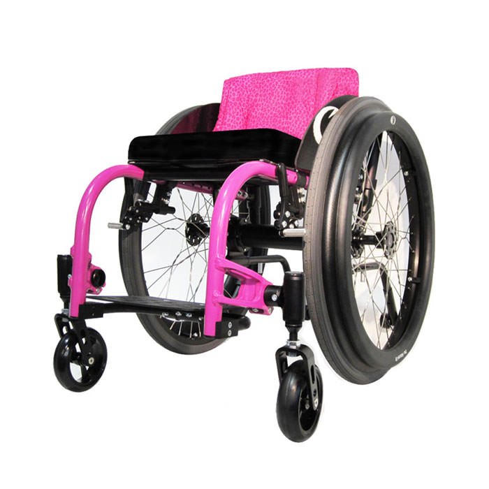 Colours Saber lightweight wheelchair