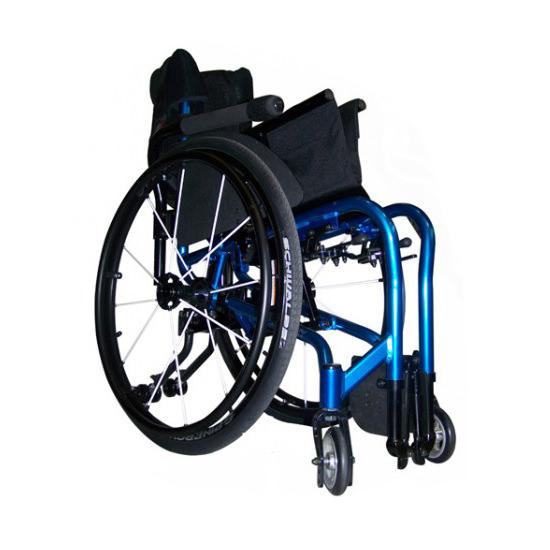 Verve folding manual wheelchair