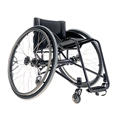 Zephyr ultralight rigid manual wheelchair