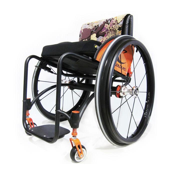 Colours zephyr rigid manual wheelchair