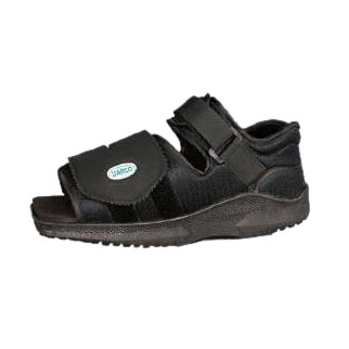 Darco Vinyl Protective Footwear Post-Op Shoe, Large