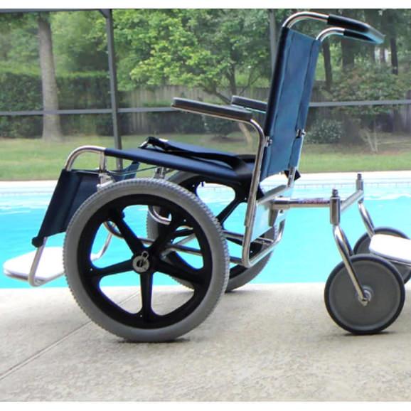 De-bug Stainless steel aquatic chair