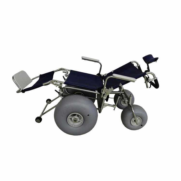 De-bug beach wheelchair