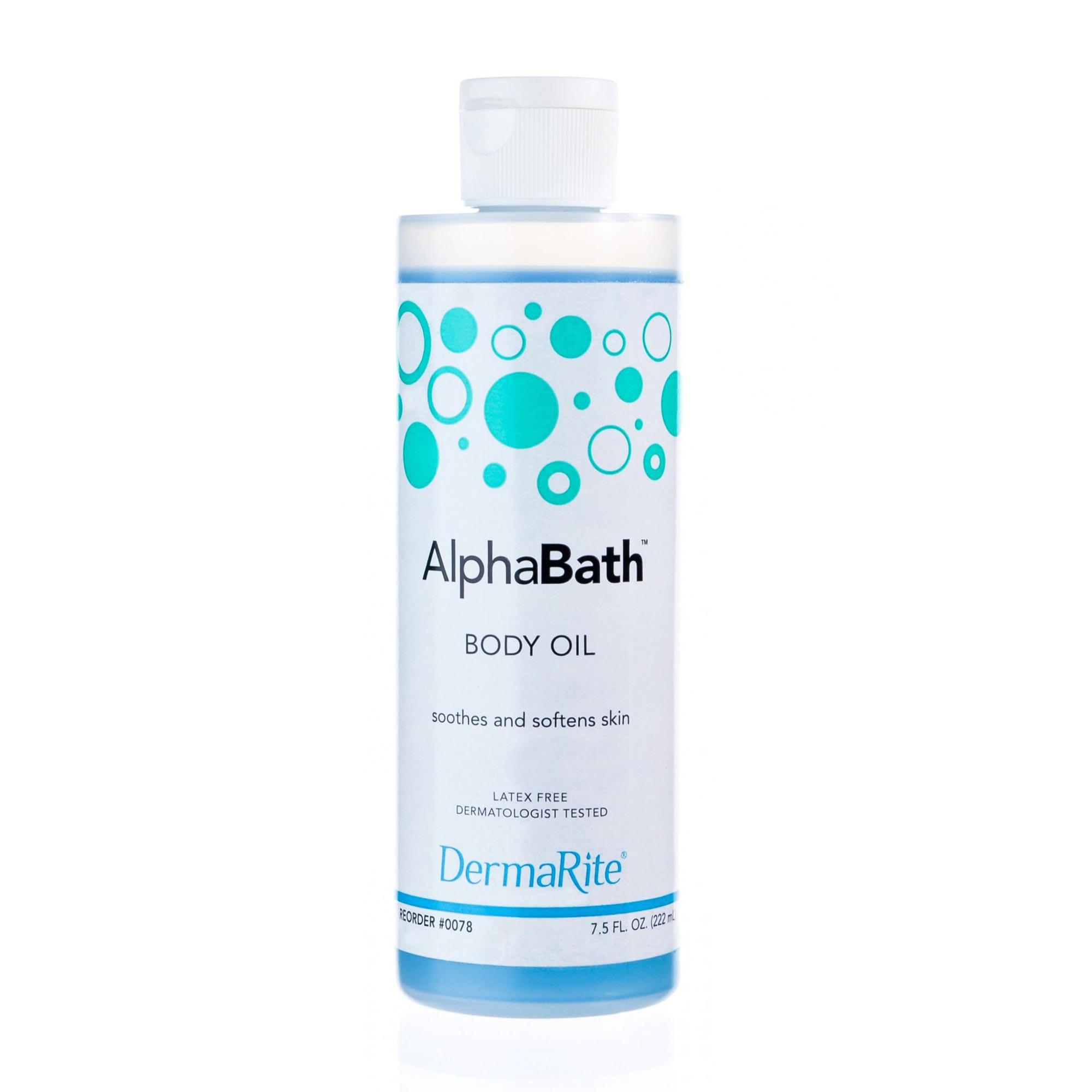 AlphaBath Bath Oil, Scented