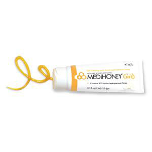 Medihoney Wound and Burn Dressing, 1.5 oz Gel Tube