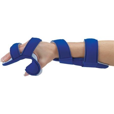 DeRoyal LMB Air-Soft Resting Hand Splint