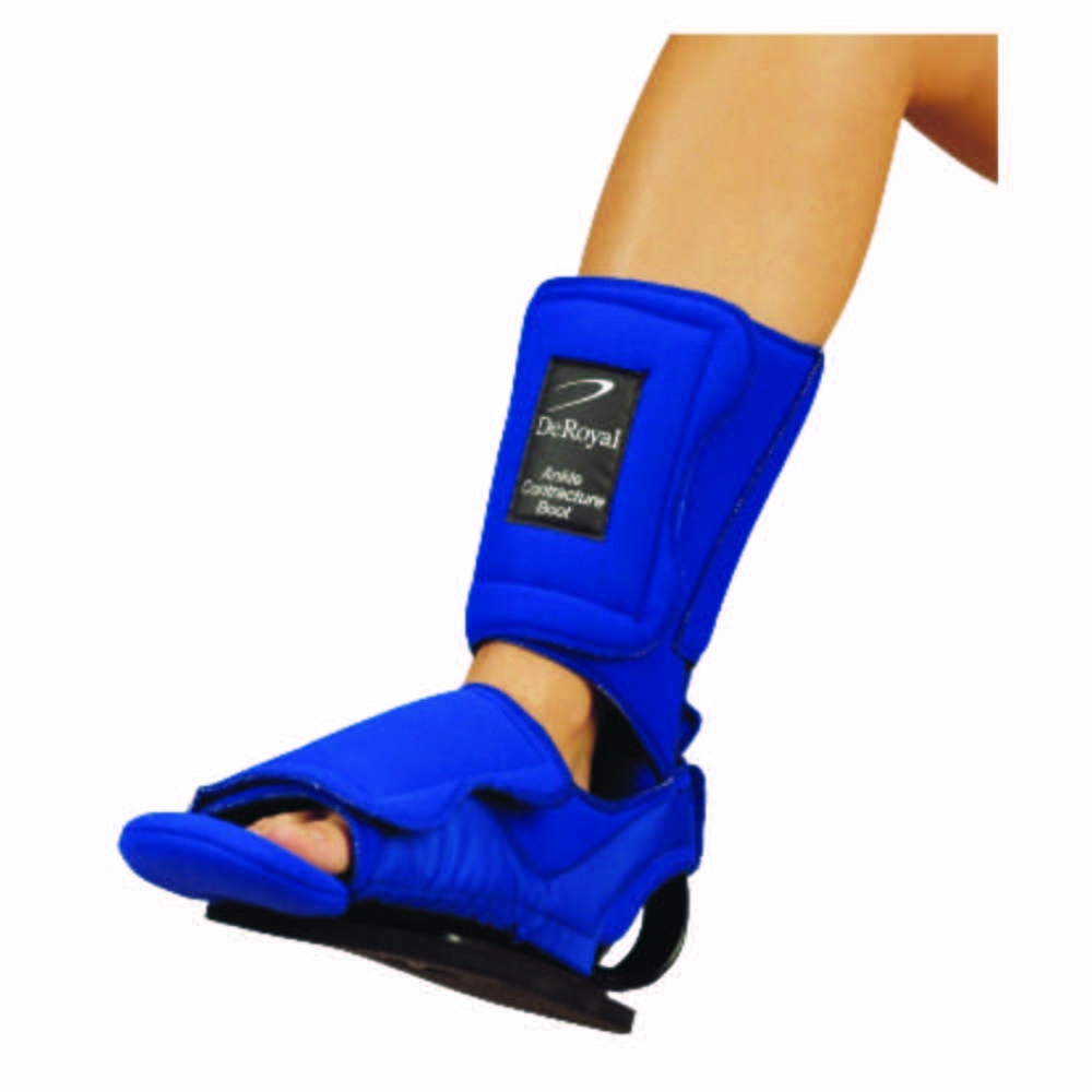 DeRoyal Ankle Brace Foot Drop Contracture Boot